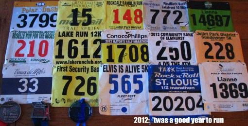 2012 races