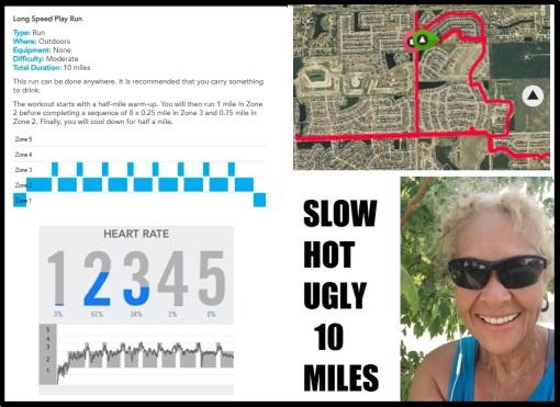August 10 miler