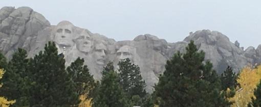 Crazy Horse rushmore